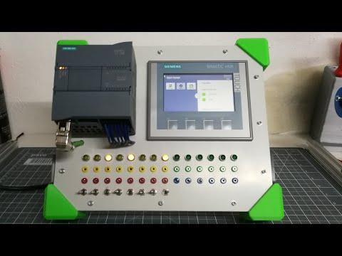 Siemens S7 1200 Programmier Rack bauen!