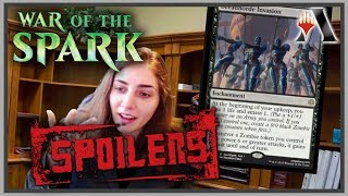 MTG Arena] Talking about ALL of the War of the Spark