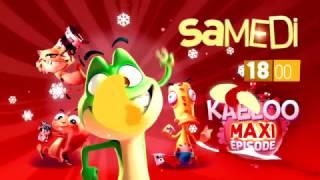 KAELOO MAXI EPISODE Spécial Noel - samedi 31 décembre sur TELETOON+