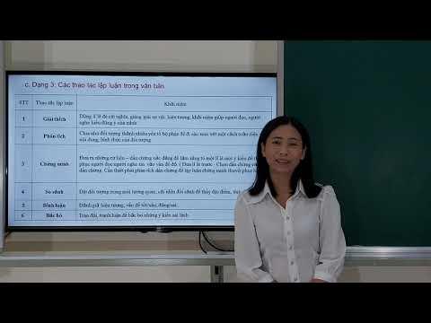 Ôn tập Ngữ văn lớp 7 tiết 2 cô Vũ Thị Hiếu trường THCS thị trấn Cao Thượng