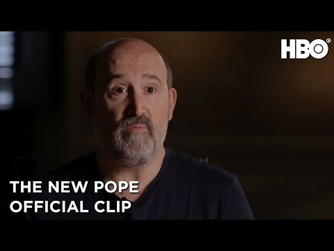 Download The New Pope | Character Confessional: Javier Cámara (Clip) | HBO Mp4 HD Video and MP3