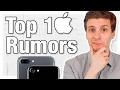 Top 10 Best iPhone 8 Rumors! (Aka iPhone 7S or