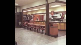ABBA - Dancing Queen (playing over intercom in 1976 empty mall food court)