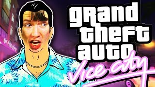 GTA Vice City na novom PC je SUPER! :D #8