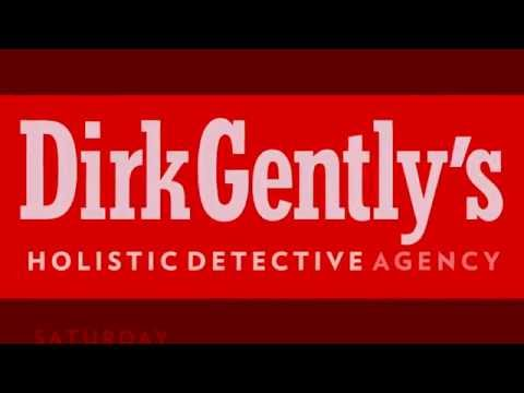Dirk Gently's Holistic Detective Agency (Promo 'Everything is Connected')