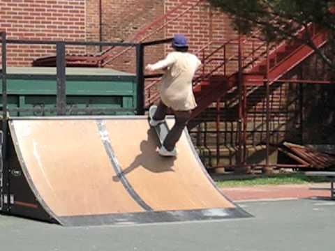 Watertown arsenal skatepark line