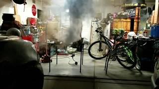 Chauvet Huricane 1101 vs. 1301 and Spirit Halloween fog machine review