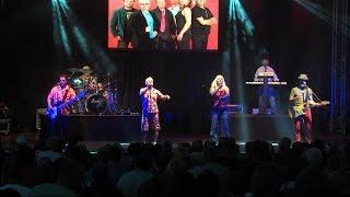 A Saragossa Band koncertje Hévízen