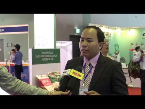 Lương Y Thanh Tuấn tham gia triển lãm y tế quốc tế 21/9/2106 tại HCM