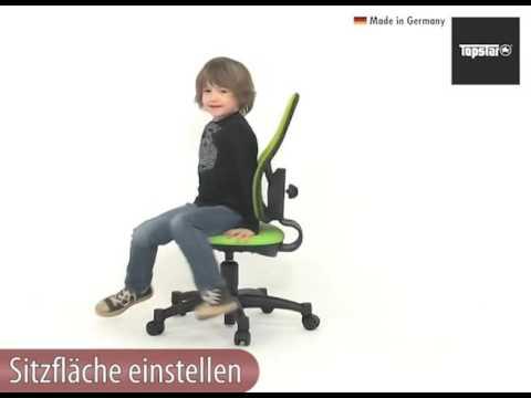 Dannenfelser Kindermöbel GmbH   TOPSTAR Schreibtischstuhl Drehstuhl OPEN ART JUNIOR