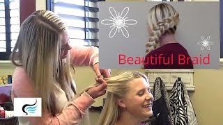 How to Braid - French Braid Tutorial