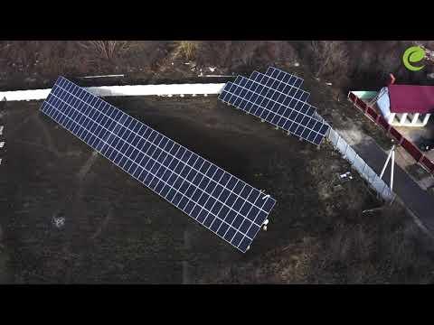 Сонячна електростанція (СЕС) / Потужність 38,025 кВт / Зелений Тариф