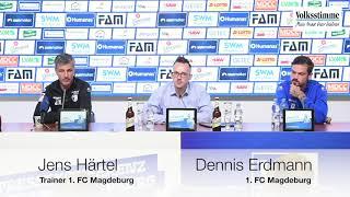 FCM vor Spiel gegen Bielefeld
