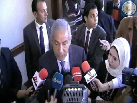 الوزير/طارق قابيل يتحدث عن مشروع التوأمة المؤسسية بين جهاز حماية المنافسة المصرى والإتحاد الأوروبى