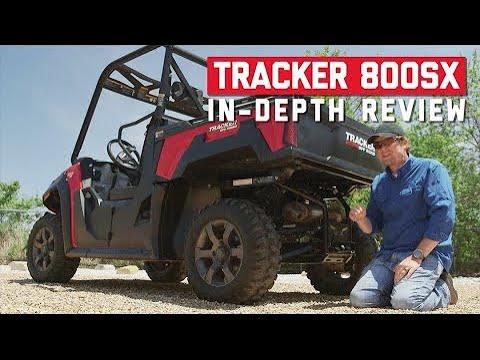 2022 Tracker Off Road 800SX in Rapid City, South Dakota - Video 2