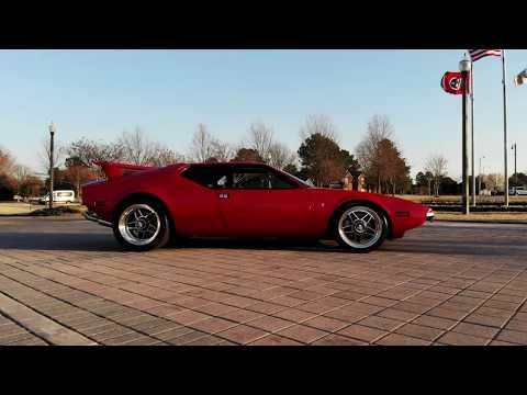 Video of '71 Pantera - N7G1
