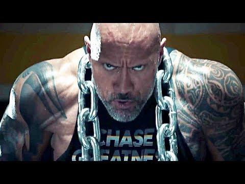 Dwayne The Rock Johnson Workout Hardcore Training 2018