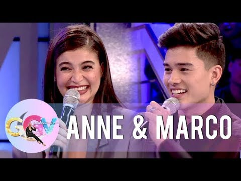 Vice challenges Anne and Marco to choose  among a hilarious list of attractive hopefuls | GGV