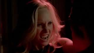 The Vampire Diaries Caroline Fights And Abilities