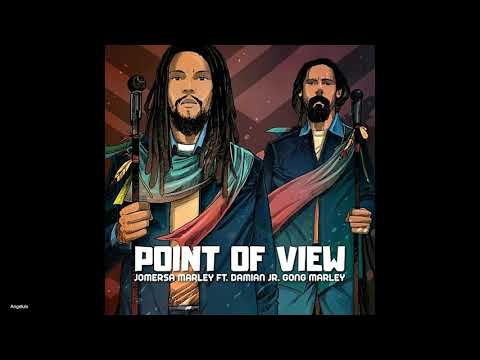 Jo Mersa Marley (feat. Damian Marley) - Point Of View (New Song 2018)