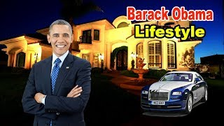 Barack Obama (44th U.S. President) The Real Life Story | Barack Obama Lifestyle & Biography 2019😍