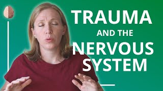 Healing the Nervous System From Trauma- Somatic Experiencing