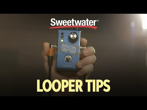 How to Use a Looper Pedal | Guitar Lesson