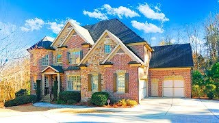 MUST See 5 Bdrm, 6 Bath Home W/ 2 Basements For Sale In N. Atlanta - SALE PENDING