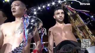 Muay Thai TV: Giorgio Petrosyan vs Xu Yan Hero Legends 2015 August 28 2015