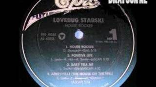 Lovebug Starski - Say What You Wanna Say (1986)