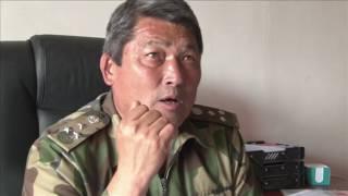 Государственная противопожарная служба города Бишкек