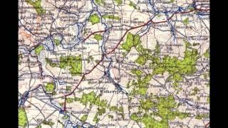 Клевань ровенская область украина карта