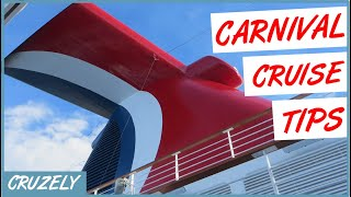 11 Must-Have Carnival Cruise Tips, Tricks, and Things to Know