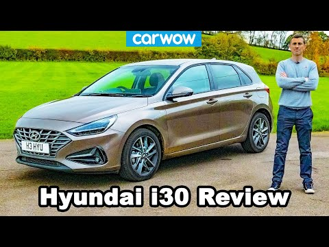 Hyundai i30 review - better than a VW Golf?