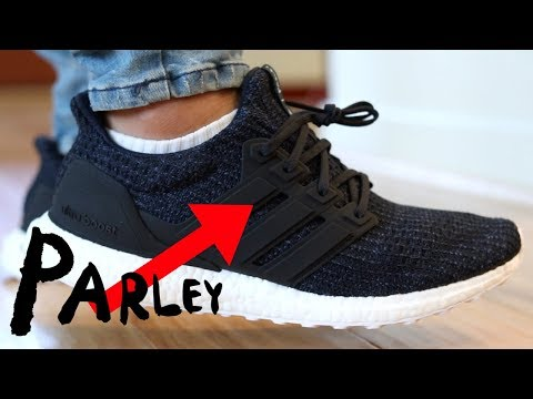WHY YOU SHOULD BUY The PARLEY adidas ULTRA BOOST!