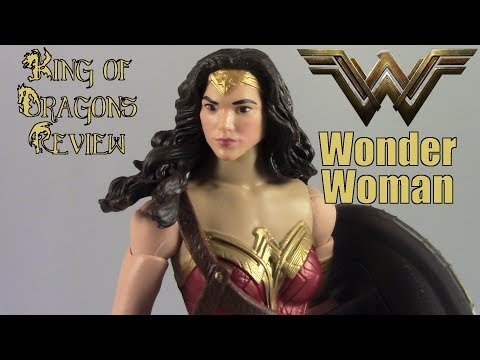 DC Comics Multiverse - Toys R Us Exclusive: Wonder Woman: Wonder Woman Review