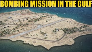 Convoy Bombing Mission In The Persian Gulf | DCS WORLD