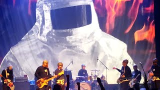 """Powdered Milk Man"" 🚀✨ performed by The Aquabats with The Baron von Tito (Travis Barker) 4/7/18"