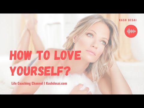 how to love yourself first before expecting others to love you