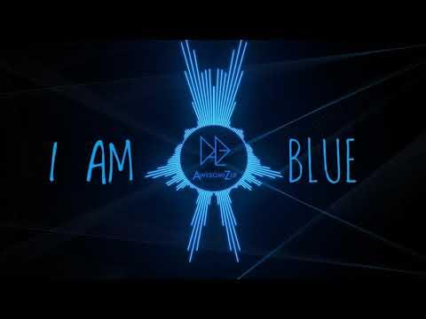 I Am Blue - (Da Ba Dee) REMIX [AwesomiZer] || Electro House 💙