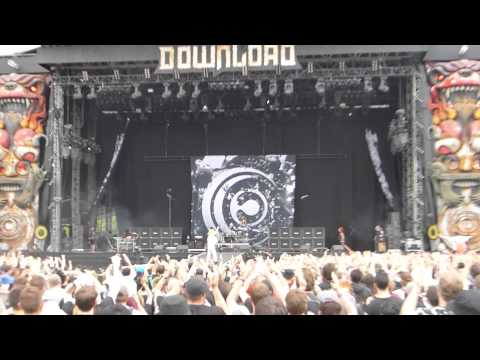 Crossfaith - Omen (The Prodigy) - LIVE @ Download Festival