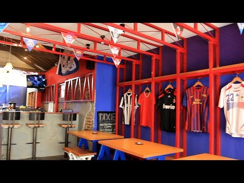 Dixie Sports Bar And Cafe, Tangerang