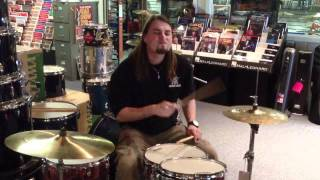 C And M Music Center Hattiesburg Mississippi - Ugly Drummer Faces
