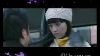 Ming Dao and Qiao En in Stand by you film(MV)2009