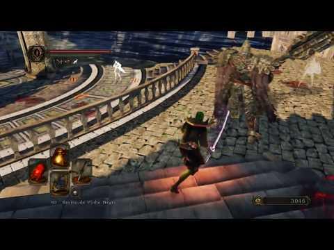 Dark Souls 2  Tomei um Gank 02