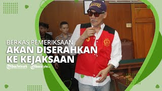 Berkas Pemeriksaan Kasus Narkoba Tio Pakusadewo akan Diserahkan Penyidik ke Kejaksaan