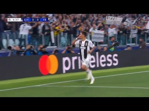 Paulo Dybala Champions League HAT TRICK | Juventus vs. BSC Young Boys