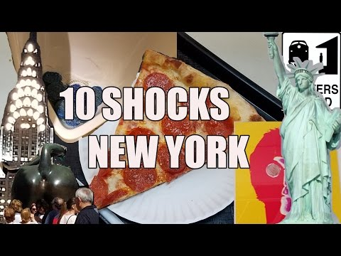 Visit New York – 10 Things That Will SHOCK You About New York City