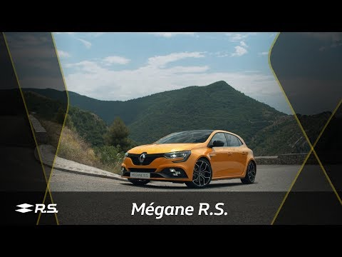 Renault Megane RS 2018, conquer every corner