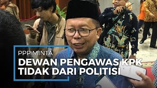 Arsul Sani Sarankan Presiden Tak Jadikan Politisi sebagai Dewan Pengawas KPK
